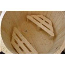 "Rozprašovač mikro 6 ks ""ORBITA 360° "" - hadice 14x16 /4x6 mm"