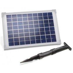 Solární krystalický panel 10W, esotec