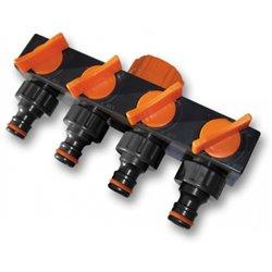 4 cestný ventil s regulací