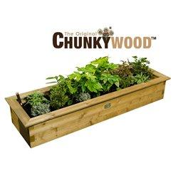 ChunkyWood - zvýšený záhon