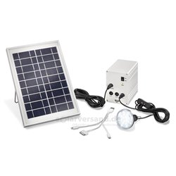 Solární systém Multipower 5W
