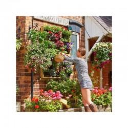 Květináče na stěnu s možností zavlažování