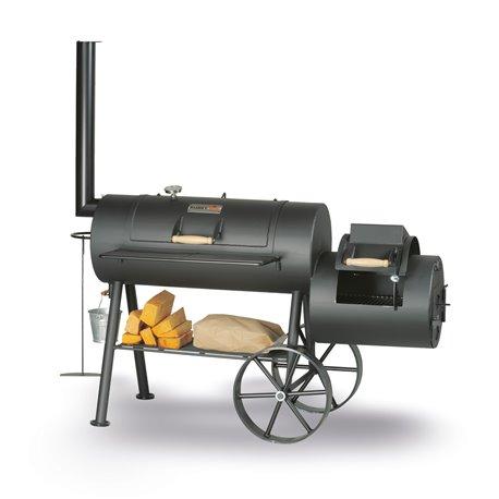 Gril Smoky Fun Party Wagon 6