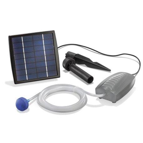 Solární provzdušňovač Solar Air S, esotec