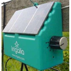 Kontrola solárního zavlažovacího přístroje IRRIGATIA SOL 12 a 24