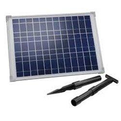 Solární krystalický panel 20W, esotec