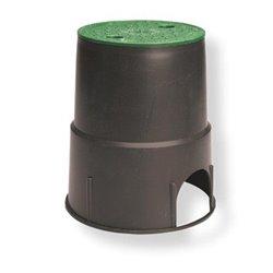 Kruhový box pro elektro-ventil
