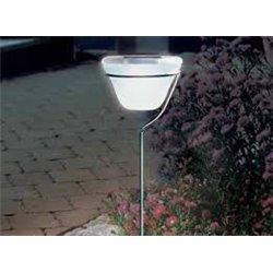 Zapichovací solární designová lampa, esotec