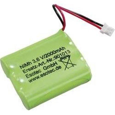 Dobíjecí baterie Mignon NiMh 3,6 V/2000 mAh