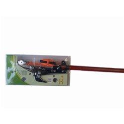 Teleskopická řezačka větví s nůžkami