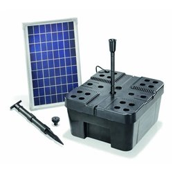 Solární filtrační sada MILANO 630/10, esotec