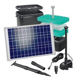 Solární filtrační sada NAPOLI 600/10