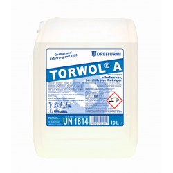 TORWOL®A Alkalický čisticí prostředek bez obsahu tenzidů, 10l