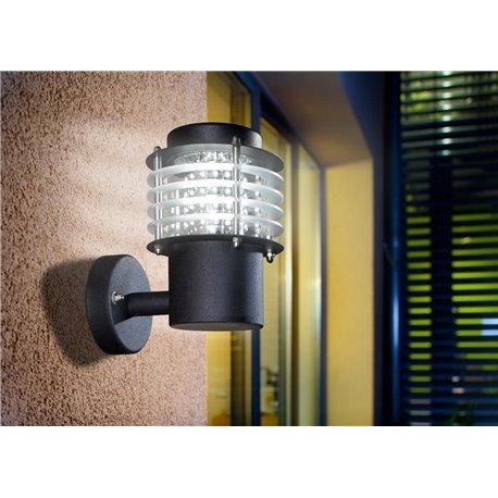 LED nástěnné venkovní svítidlo FLORENZ, esotec