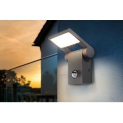 LED venkovní nástěnné světlo FlexLine s PIR