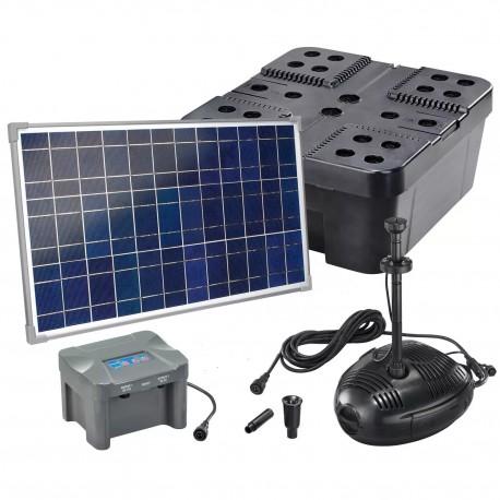 Solární filtrační sada PROFI 630/40 LED