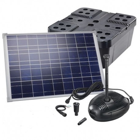 Solární filtrační sada PROFI 630/25
