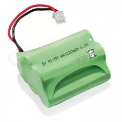 Dobíjecí baterie Akupack NiMh 6 V/1200 mAh, esotec