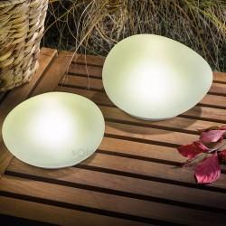 "Solární LED decor kameny ""Duo Set"" 2 ks , esotec"