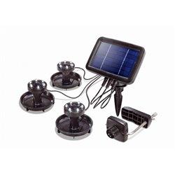 Podvodní solární reflektory Splash, esotec