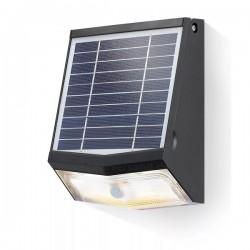 """Solární nástěnné světlo """"Light Profi 2,5/500"""" s PIR, esotec"""