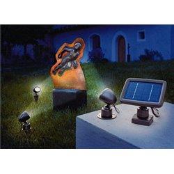Solární bodové svítidlo TRIO, esotec