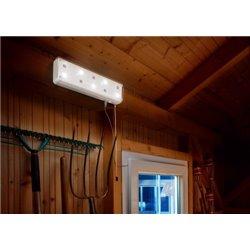 Solární LED panel s pir čidlem, esotec